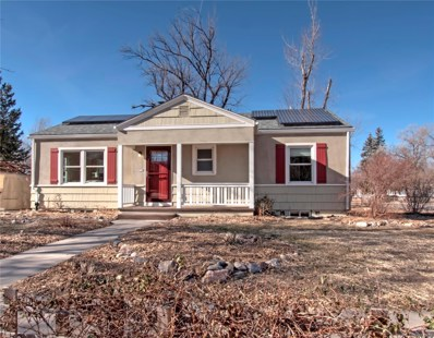 1232 N Cedar Street, Colorado Springs, CO 80903 - #: 6616010