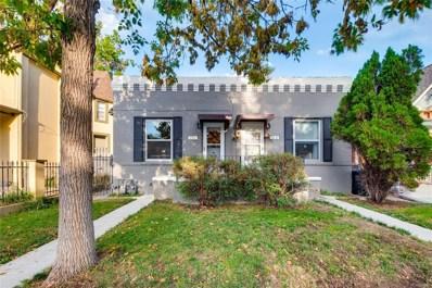 258 S Sherman Street, Denver, CO 80209 - MLS#: 6620478