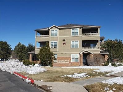 12760 Ironstone Way UNIT 204, Parker, CO 80134 - MLS#: 6621576