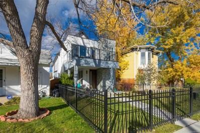 3537 W 40th Avenue, Denver, CO 80211 - MLS#: 6621951