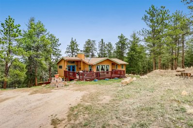 545 Conifer Drive, Bailey, CO 80421 - #: 6625332