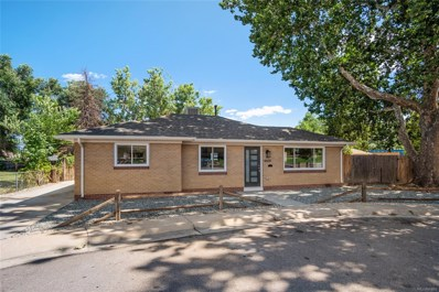 4600 Otis Street, Wheat Ridge, CO 80033 - MLS#: 6627925