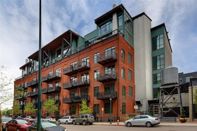 2960 Inca Street UNIT 420, Denver, CO 80202 - MLS#: 6628376