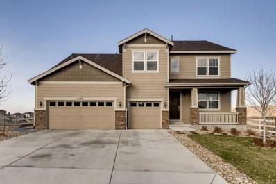 3197 Cool Meadow Place, Castle Rock, CO 80104 - MLS#: 6628826