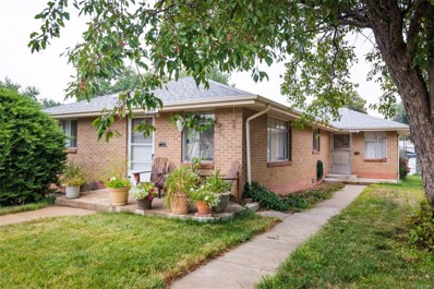 3338-3340 Perry, Denver, CO 80212 - MLS#: 6635597