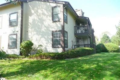 7820 W 87th Drive UNIT D, Arvada, CO 80005 - MLS#: 6635824