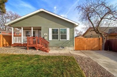 262 Perry Street, Denver, CO 80219 - MLS#: 6636068