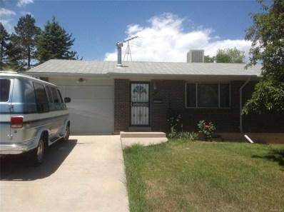 8313 Adams Way, Denver, CO 80221 - MLS#: 6638974