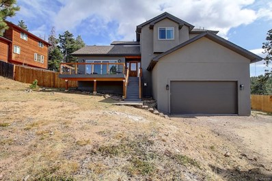 7082 Lynx Lair Road, Evergreen, CO 80439 - #: 6643213
