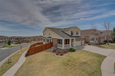 4990 S Flat Rock Way, Aurora, CO 80016 - MLS#: 6645585