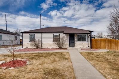 1981 Ruth Drive, Thornton, CO 80229 - MLS#: 6645793