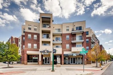 2550 Washington Street UNIT 308, Denver, CO 80205 - MLS#: 6649263