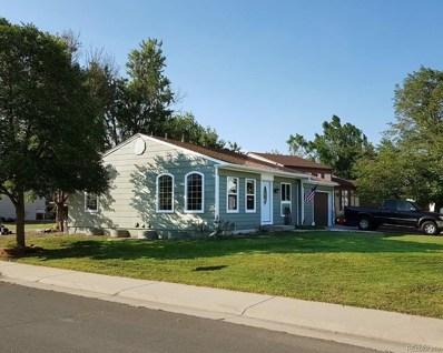 19605 E Buchanan Place, Aurora, CO 80011 - MLS#: 6658145