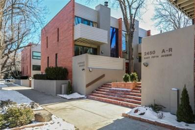 2450 E 5th Avenue UNIT D, Denver, CO 80206 - #: 6659024