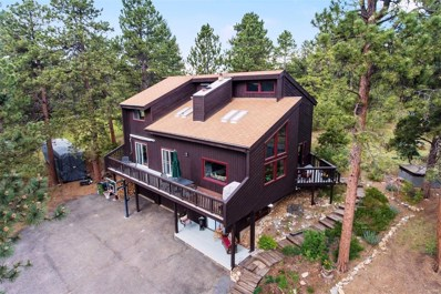 27234 Armadillo Way, Evergreen, CO 80439 - #: 6660514