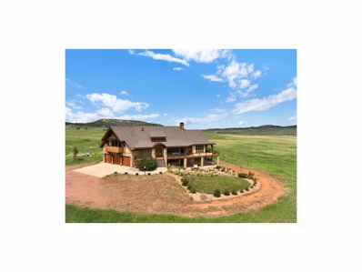 15450 S Perry Park Road, Palmer Lake, CO 80133 - MLS#: 6662141