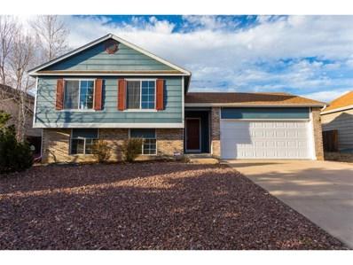 859 Barn Owl Drive, Fountain, CO 80817 - MLS#: 6663100