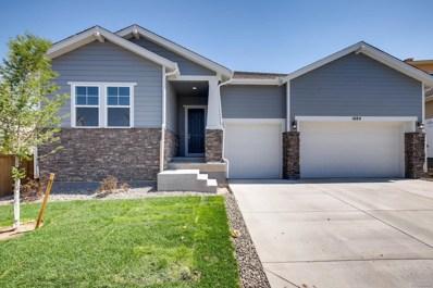 1684 Augustine Drive, Castle Rock, CO 80108 - MLS#: 6663853