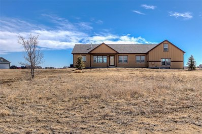 256 W 6th Place, Byers, CO 80103 - MLS#: 6665686
