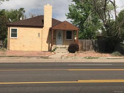 3710 Sheridan Boulevard, Denver, CO 80212 - MLS#: 6670983