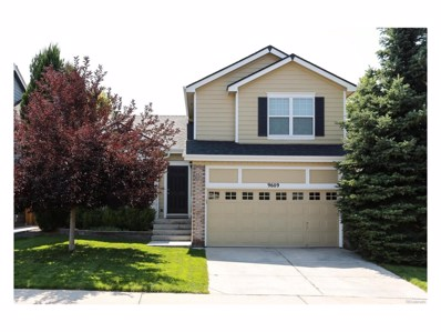 9609 Sun Meadow Street, Highlands Ranch, CO 80129 - MLS#: 6674800