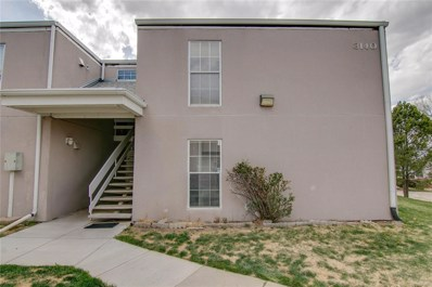 3140 Van Teylingen Drive UNIT P, Colorado Springs, CO 80917 - MLS#: 6675174
