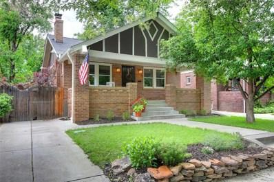 2011 Hudson Street, Denver, CO 80207 - MLS#: 6686341
