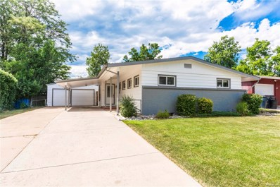 1671 S Chase Street, Lakewood, CO 80232 - #: 6695264