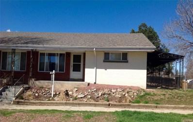 2485 Newton Street, Denver, CO 80211 - MLS#: 6697470