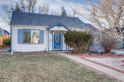 4975 Bryant Street, Denver, CO 80221 - #: 6700024