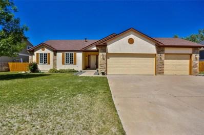 250 Sedona Drive, Colorado Springs, CO 80921 - MLS#: 6702961
