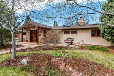 455 Oneida Street, Denver, CO 80220 - #: 6703078