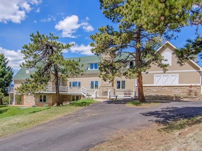 1128 County Road 65, Evergreen, CO 80439 - #: 6710424