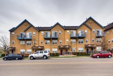 14950 E Center Avenue UNIT D, Aurora, CO 80012 - #: 6711694