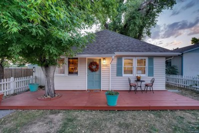 4805 Chase Street, Denver, CO 80212 - #: 6713776