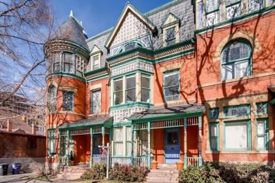 411 21st Street, Denver, CO 80205 - MLS#: 6714229