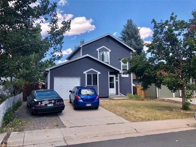 17487 E Whitaker Drive, Aurora, CO 80015 - #: 6718886