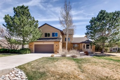 225 Palm Springs Drive, Colorado Springs, CO 80921 - MLS#: 6719996