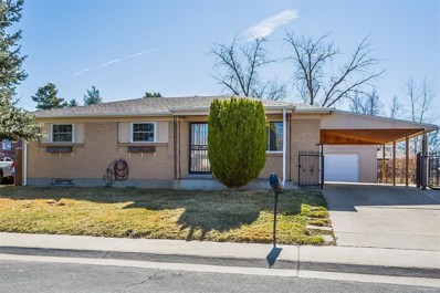 5510 Tucson Street, Denver, CO 80239 - MLS#: 6720827