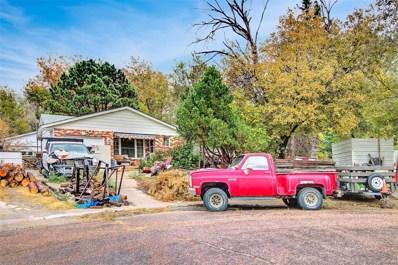 536 Acoma Drive, Colorado Springs, CO 80911 - MLS#: 6724608
