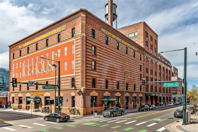 1801 Wynkoop Street UNIT 414, Denver, CO 80202 - MLS#: 6727416