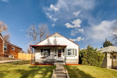 4838 Stuart Street, Denver, CO 80212 - #: 6728102