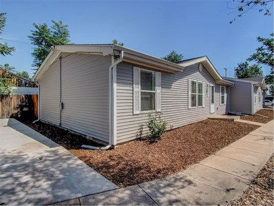 857 S Patton Court, Denver, CO 80219 - MLS#: 6729033