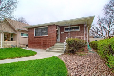 3759 Raleigh Street, Denver, CO 80212 - MLS#: 6729099
