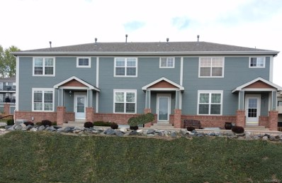 8237 W 54th Avenue UNIT 2, Arvada, CO 80002 - MLS#: 6729828