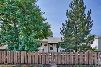 2115 S Corona Avenue, Colorado Springs, CO 80905 - MLS#: 6731321