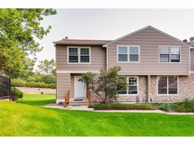 3840 S Atchison Way UNIT B, Aurora, CO 80014 - MLS#: 6731834