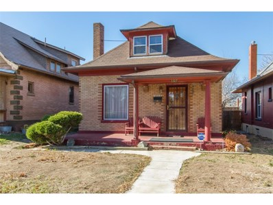 3327 N Elizabeth Street, Denver, CO 80205 - MLS#: 6733271