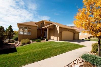 7306 Centennial Glen Drive, Colorado Springs, CO 80919 - MLS#: 6734074