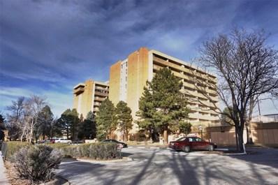 8060 E Girard Avenue UNIT 513, Denver, CO 80231 - MLS#: 6734246